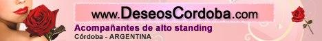 DeseosCordoba.com Escorts VIP en Cordoba, putas de lujo
